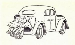 расскраска носова автомобиль