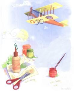 Самолет Барто