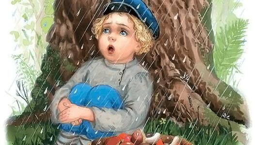 Дождь в лесу Барто