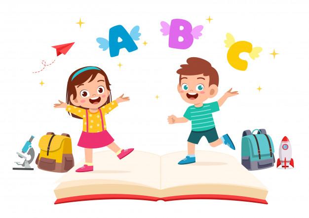 дети и алфавит