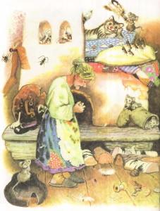 Сказка Федорино горе