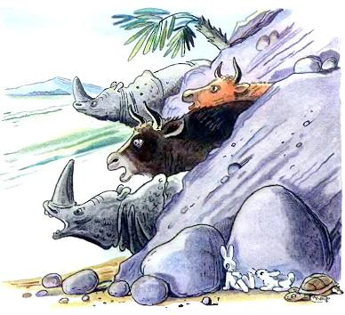 Чуковский Тараканище иллюстрации