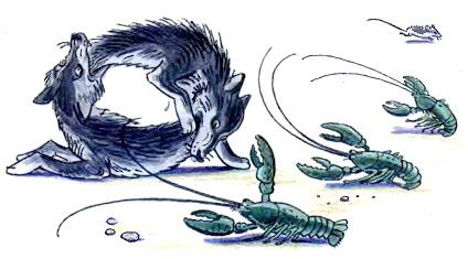 Иллюстрация Чуковский Тараканище