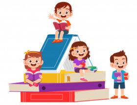 книги и дети