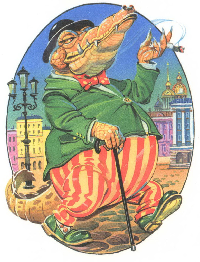 Крокодил Чуковский