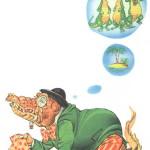 """""""Крокодил"""" и его крокодильчики Чуковский"""