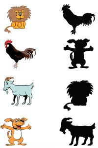 Карточки для развития логического мышления.