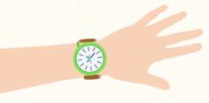 часы наручные для детей