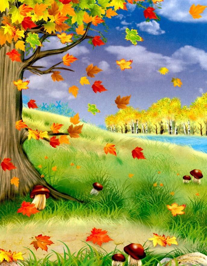 Загадки про поры (времена) года зиму весну лето осень КАЛЕНДАРЬ