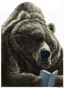 Про медведя Сапгир