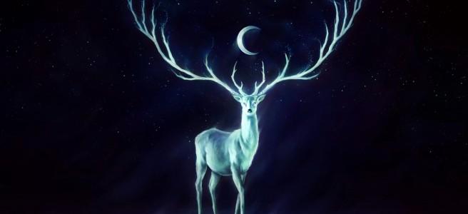 Тень-олень Сапгир