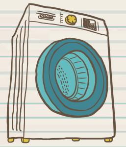 рисунок стиральной машины