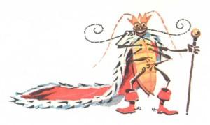 картинка таракана-короля