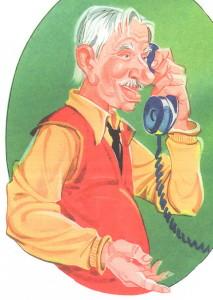 Чуковский сказка телефон