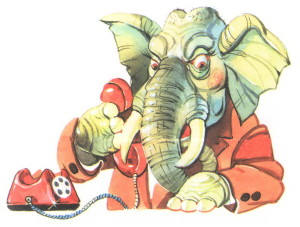 Телефон, Чуковский