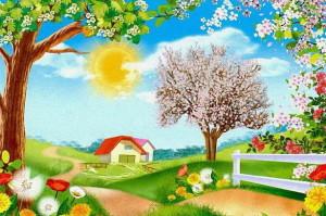 пора года весна