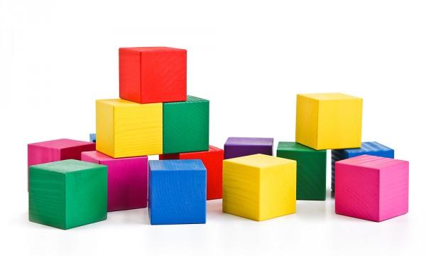 кубики, игрушки