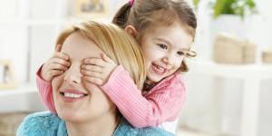 Мама, дочка, радость, любовь материнская