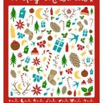 Рождественская и Новогдняя игра для детей