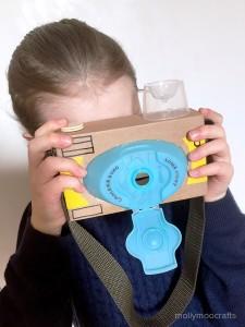 Детский фотоаппарат своими руками