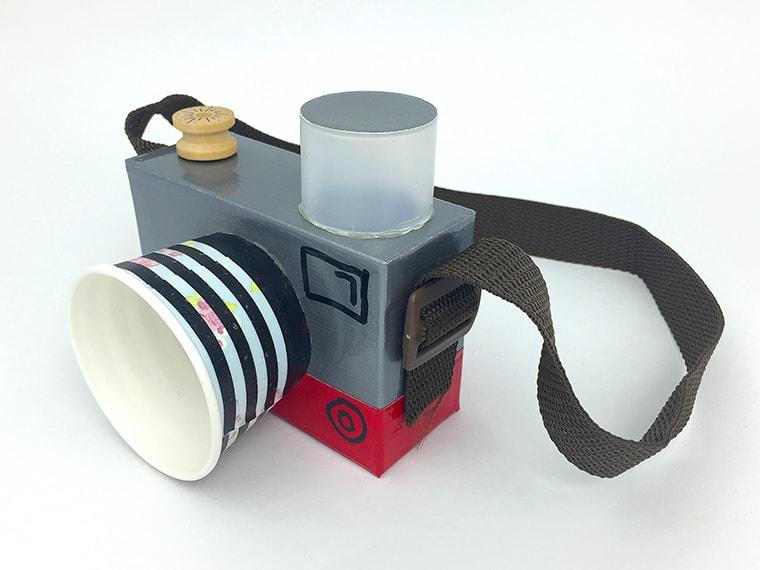 картинки фотоаппарата своими руками из коробочки от конфет тоффи это птица