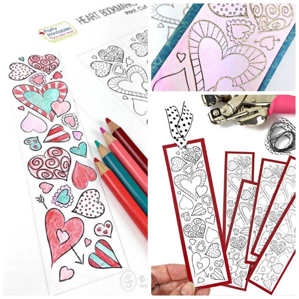 Подделки ко Дню Святого Валентина
